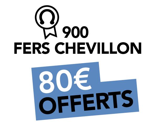 Colonie equitation pas cher - Gagner 900 points de fidélité Chevillon : 80€ offerts sur votre prochain séjour