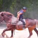 Colonie de vacances, colonie équitation à Chevillon en Bourgogne